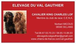 Élevage Du Val Gauthier