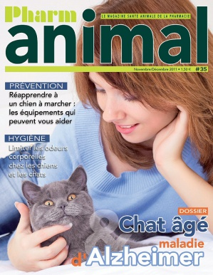 Magazine Pharmanimal N°35 - Novembre/Décembre 2011