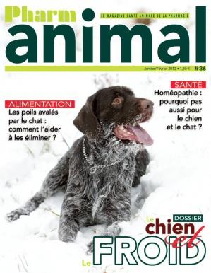 Magazine Pharmanimal N°36 - Janvier/Février 2012