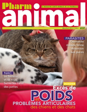 Magazine Pharmanimal N°37 - Mars/Avril 2012