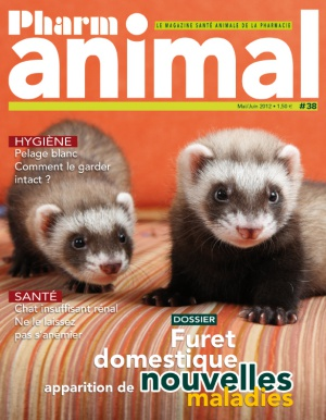 Magazine Pharmanimal N°38 - Mai/Juin 2012