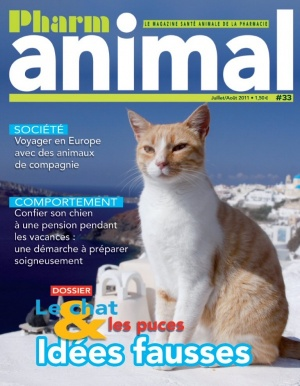 Magazine Pharmanimal N°33 - Juillet/Août 2011