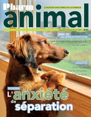 Magazine Pharmanimal N°34 - Septembre/Octobre 2011