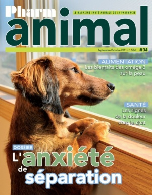 Magazine Pharmanimal N°34 - Septembre/Octobre 2011